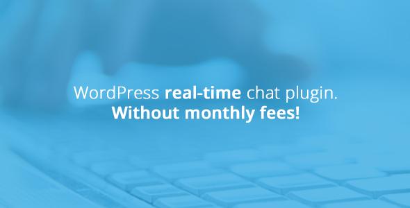 WordPress Live Chat Plug-in - 7