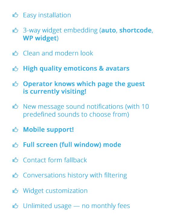 WordPress Live Chat Plug-in - 8